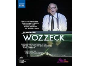 DUTCH NAT OPERA / ALBRECHT - Berg: Wozzeck (Blu-ray + DVD)