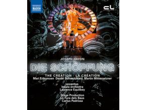 ACCENTUS / INSULA ORCHESTRA - Haydn: Die Schopfung (Blu-ray + DVD)