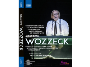 DUTCH NAT OPERA / ALBRECHT - Berg: Wozzeck (DVD)