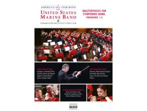 US MARINE BAND / SCHWARZ - Symphonic Band Pieces (DVD)
