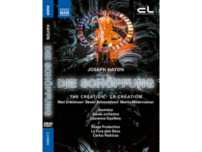 ACCENTUS / INSULA ORCHESTRA - Haydn: Die Schopfung (DVD)