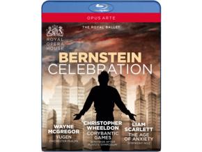 VARIOUS ARTISTS - Bernstein: Celebration (Blu-ray + DVD)