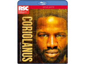 VARIOUS ARTISTS - Shakespeare: Coriolanus (Blu-ray + DVD)