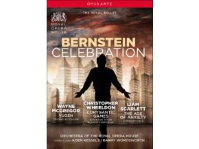 VARIOUS ARTISTS - Bernstein: Celebration (DVD)