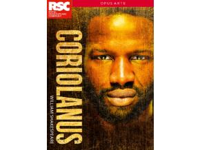 VARIOUS ARTISTS - Shakespeare: Coriolanus (DVD)