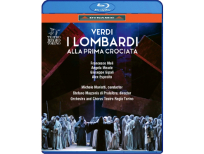 VARIOUS ARTISTS - Verdi: I Lombardi (Blu-ray + DVD)