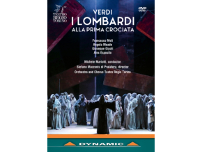 VARIOUS ARTISTS - Verdi: I Lombardi (DVD)