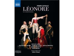 OPERA LAFAYETTE / BROWN - Gaveaux: Leonore (Blu-ray + DVD)
