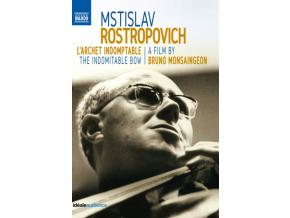 MSTISLAV ROSTROPOVICH - Rostropovich: Portrait (DVD)