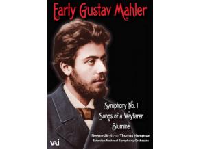 HAMPSON / ESTONIAN SO / JARVI - Early Gustav Mahler (DVD)
