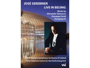 NTE NSO IRELAND / SEREBRIER - Serebrier - Live In Beijing (DVD)