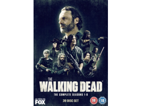 The Walking Dead: The Complete Seasons 1-8 (DVD)