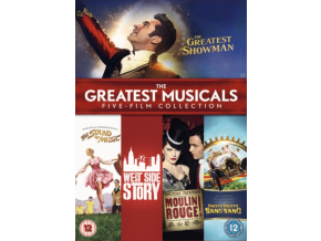 Greatest Musicals Collection (DVD)