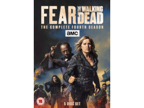 Fear The Walking Dead Season 4 (DVD)