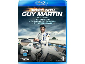 Speed With Guy Martin (The Formula 1 Specials) (Blu-ray)