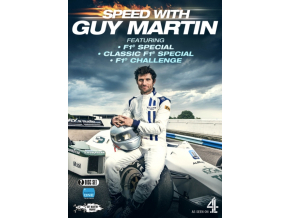 Speed With Guy Martin (The Formula 1 Specials) (DVD)