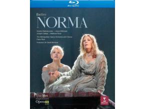 RADVANOVSKY / DIDONATO / CALLEJA - Bellini / Norma (Blu-ray)
