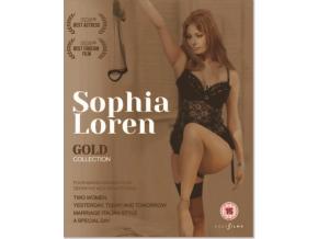 Sophia Loren Gold Boxset (Blu-ray)