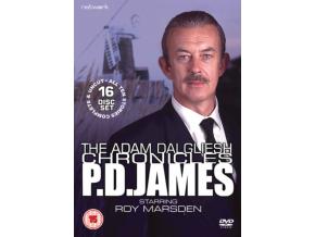 PD James: The Adam Dalgliesh Chronicles (DVD Box Set)
