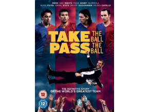 Take The Ball Pass The Ball (DVD)