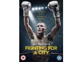 Josh Warrington: Fighting For A City (DVD)