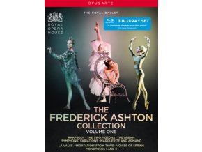 THE ROYAL BALLET - The Frederick Ashton Collection. Volume 1 (Blu-ray)