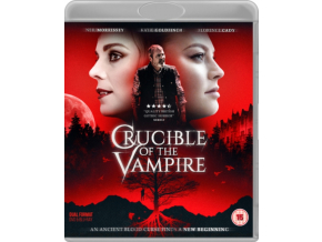 Crucible of the Vampire  (Dual Format Blu-ray and DVD)