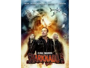 Sharknado 5: Global Swarming (DVD)