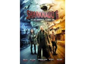 Sharknado 6: The Last Sharknado [DVD]