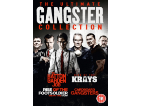 Ultimate Gangster Collection (DVD)