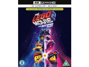 Lego Movie 2 (Blu-ray 4K)
