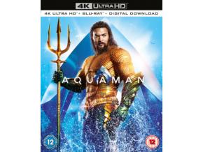 Aquaman (Blu-ray 4K)