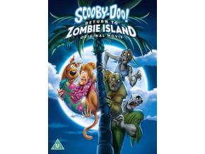 Scooby Doo! Return To Zombie Island (DVD)