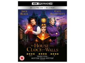House With A Clock In Its Walls The (Blu-ray 4K)