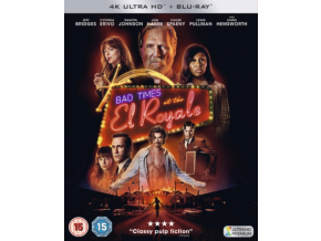 Bad Times At The El Royale (Blu-ray 4K)