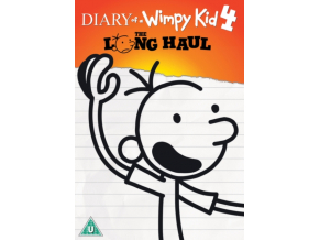 Diary Of A Wimpy Kid: The Long Haul (2017) - Family Icons (DVD)
