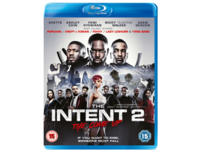 Intent 2: The Come Up (Blu-ray)