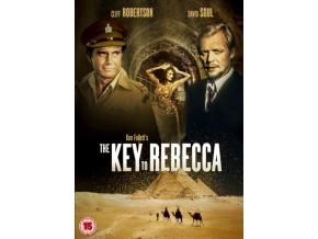 The Key To Rebecca (DVD) [2018]