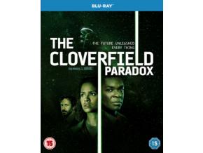 The Cloverfield Paradox (Blu-Ray) [2018] [Region Free] (Blu-ray)