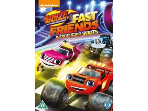 Blaze & The Monster Machine: Fast Friends (DVD)