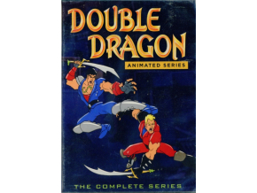 Double Dragon - The Animated Series (DVD)