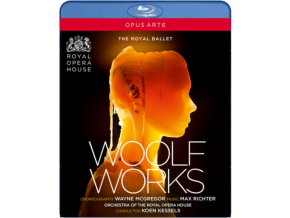 VARIOUS ARTISTS - Max Richter: Woolf Works (Choreography By Wayne Mcgregor) (Blu-ray)