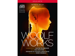 VARIOUS ARTISTS - Max Richter: Woolf Works (Choreography By Wayne Mcgregor) (DVD)