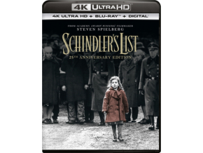 Schindlers List (25th Anniversary Edition) (Blu-ray 4K)
