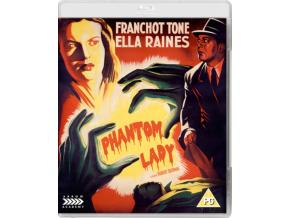 Phantom Lady (Blu-ray)