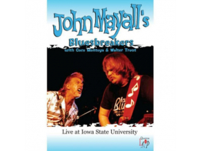 JOHN MAYALLS BLUESBREAKERS - John Mayalls Bluesbreakers - Live At Iowa State University (DVD)