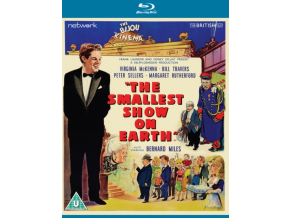 Smallest Show On Earth. The (Blu-ray)