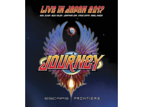 JOURNEY - Live In Japan 2017: Escape + Frontiers (Blu-ray)