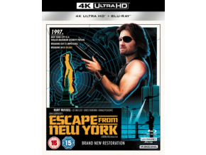 Escape From New York (Blu-ray 4K)