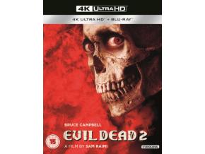 Evil Dead 2 (Blu-ray 4K)
